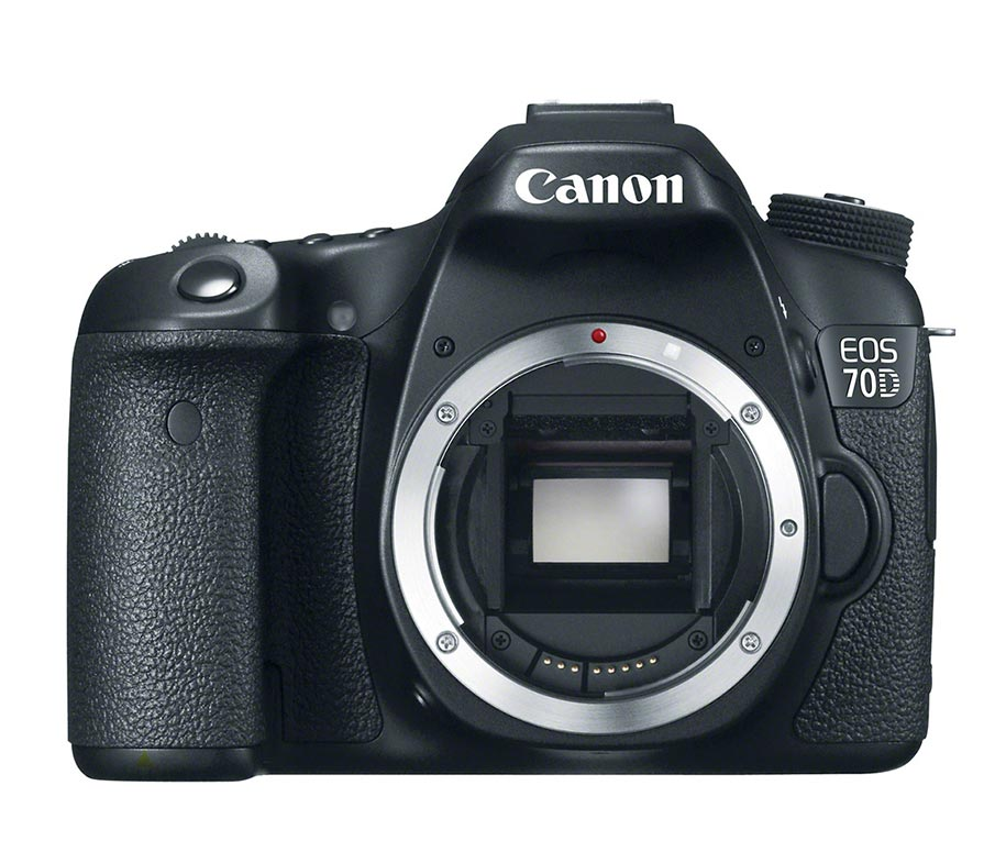 Canon EOS 70D Body Only Built-in Wi-Fi