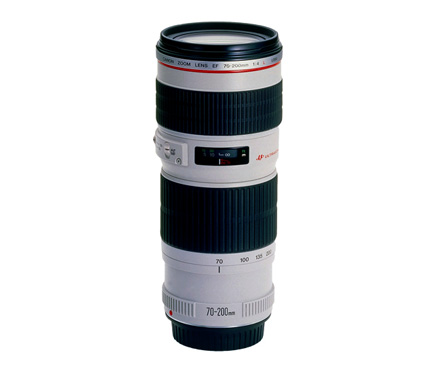 Canon Lens EF 70-200 F4.0L IS USM