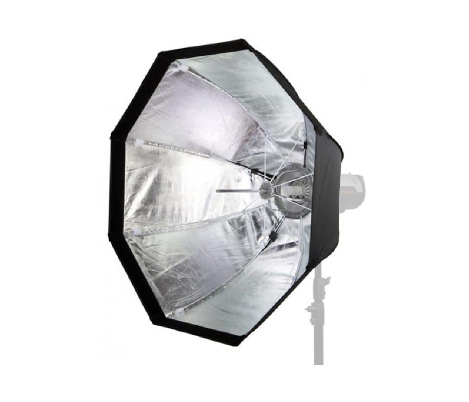 Godox Umbrella Softbox SB-USW Octa 95 (Bowens Mounting,Grid dan Velcro)
