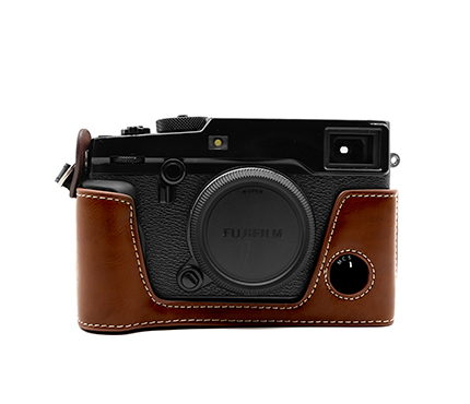 MYER PU Leather Base Case for X Pro2 Coffee