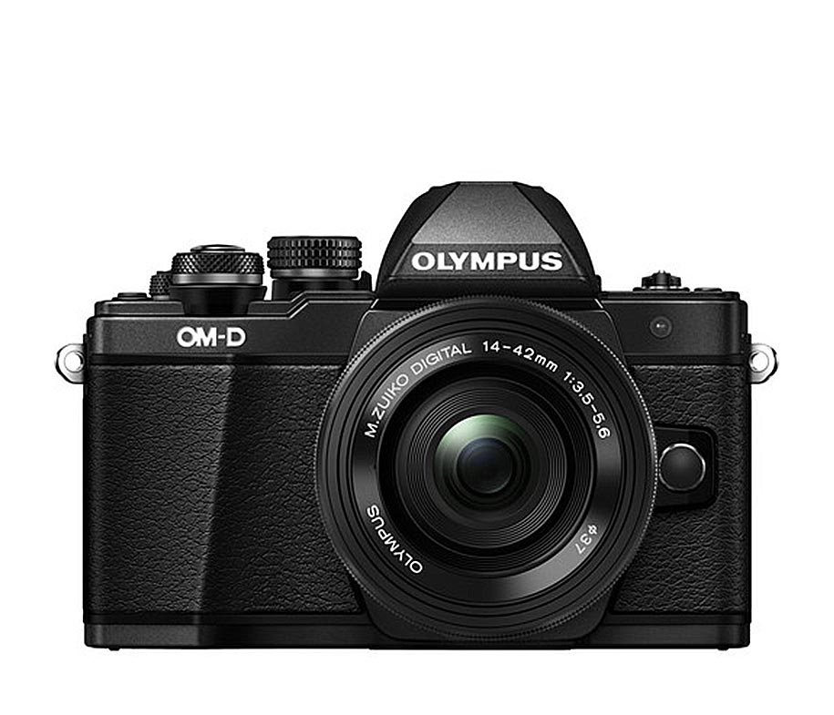 Olympus OM-D E-M10 Mark II 14-42mm Black