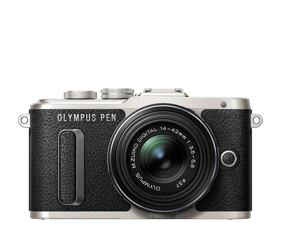 Olympus E-PL8 14-42mm EZ Black