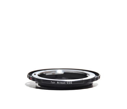 Optic Pro Lens Adapter Nikon To Canon EOS
