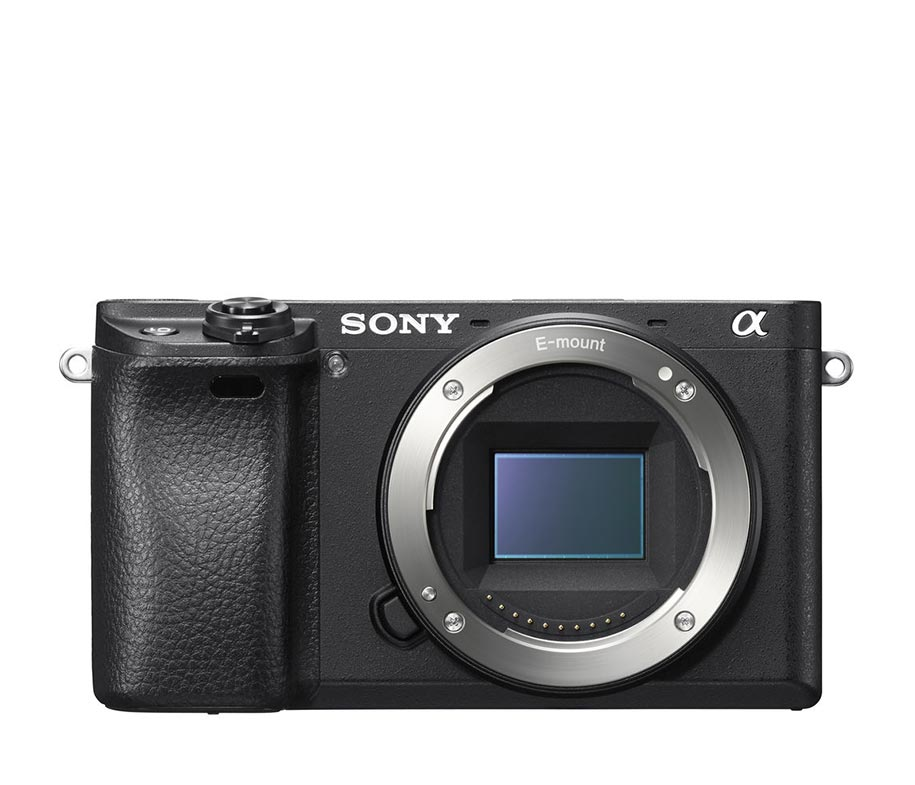 Sony Digital Camera Alpha 6300 Black Body Only