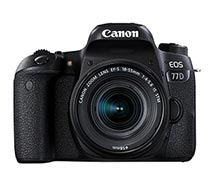 Canon EOS 77D 18-55mm IS STM Wifi