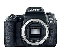 Canon EOS 77D Body Only Wifi