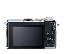 Canon EOS M6 EF-M18-150 IS STM Silver