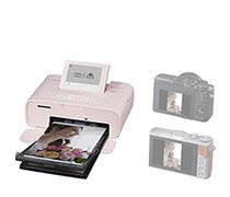 Canon Printer Selphy CP1300 Pink