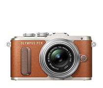 Olympus E-PL8 14-42mm EZ Brown
