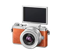 Panasonic Lumix DMC-GF8K Orange