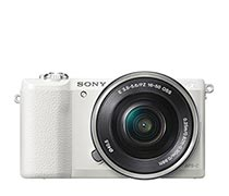 Sony Alpha 5100 16-50mm White