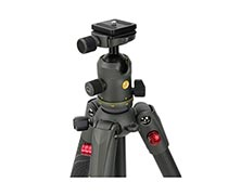 Vanguard Tripod VEO2 235AB Red