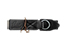 Fix Strap Hand Strap 1AH Black Cotton with Black Leather Black Yarn
