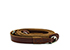 MYER Genuine Leather Neck Strap Coffee