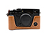 MYER PU Leather Base Case for X Pro2 Brown