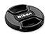 Optic Pro Lens Cap Nikon 72mm