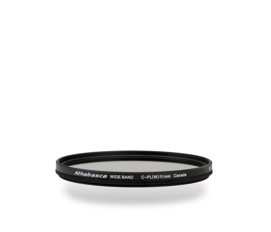 Athabasca Filter CPL (W) 86mm