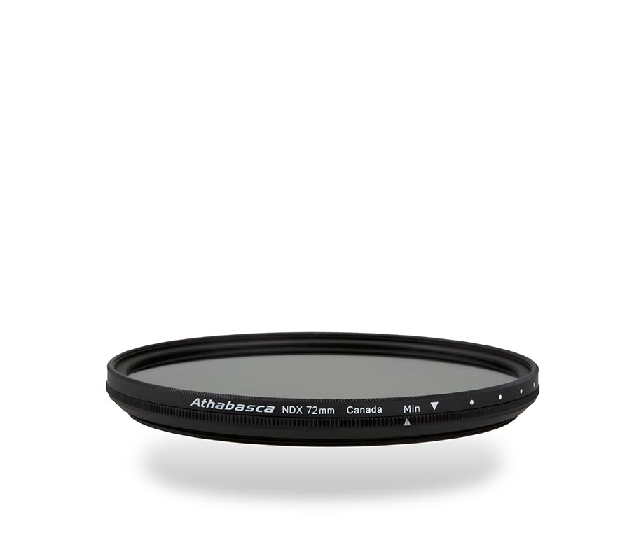 Athabasca Filter NDX 72mm
