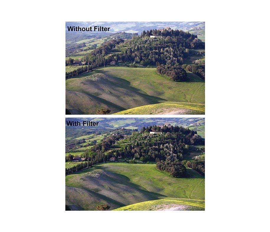 BW Filter UV 77mm MRC Nano - Sinar Photo Digital Camera