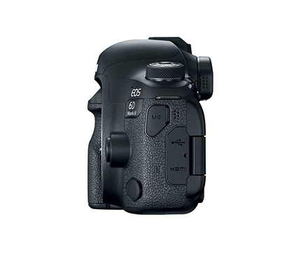 Canon EOS 6D Mark II Body Only - Sinar Photo Digital Camera