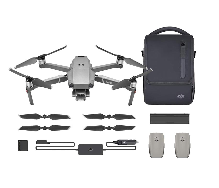 DJI Mavic 2 Pro (EU) with Fly More Kit