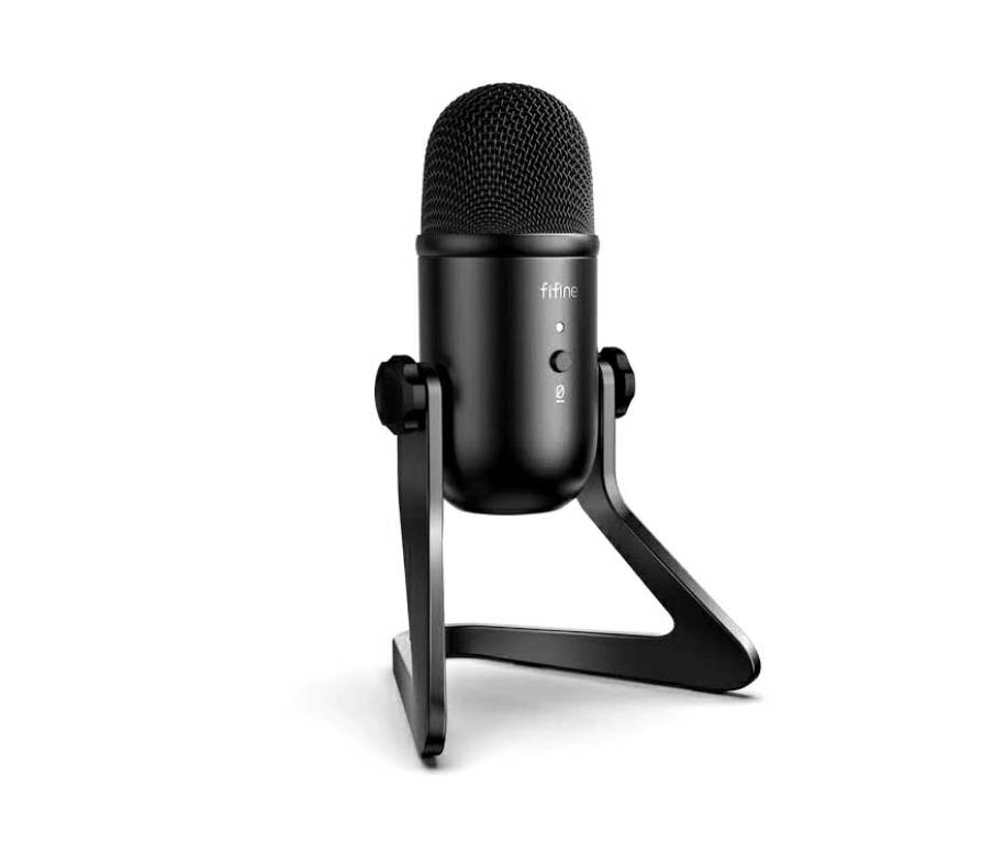 Fifine K678 Mic Recording Zoom Podcast