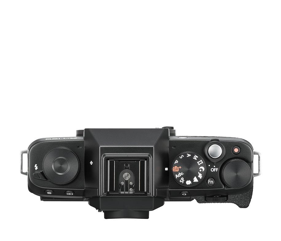 Fujifilm X-T100 BO Black - Sinar Photo Digital Camera