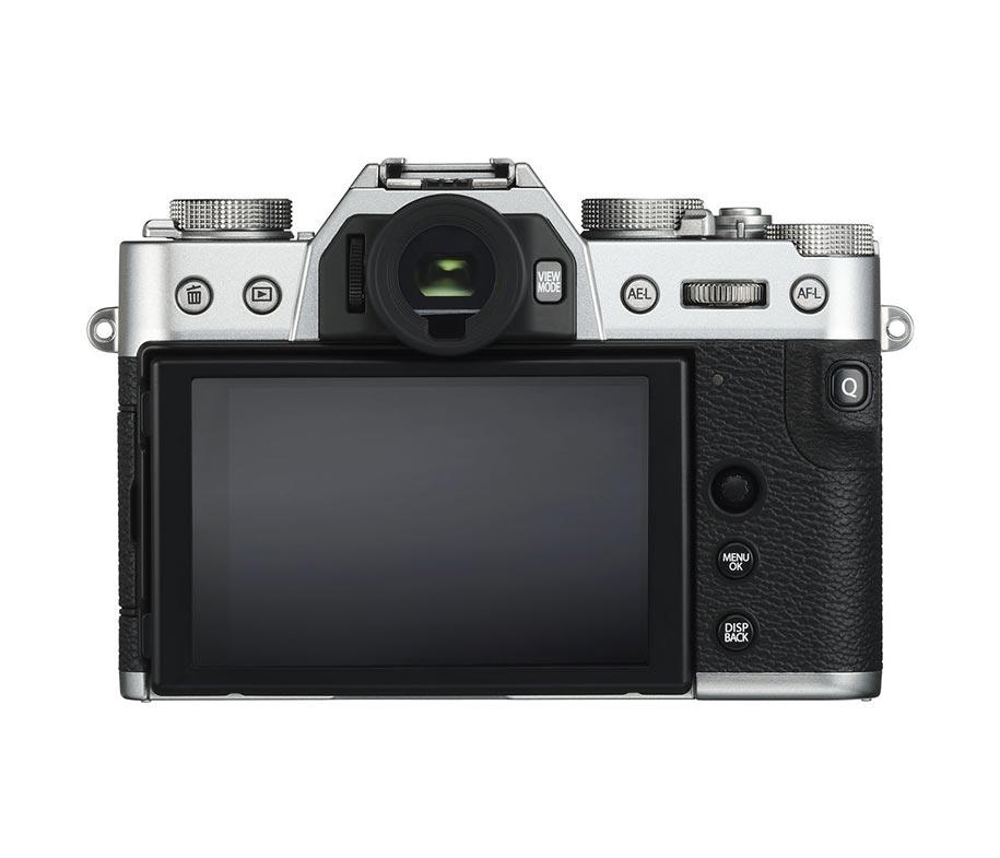 Fujifilm X-T30 BO Silver - Sinar Photo Digital Camera