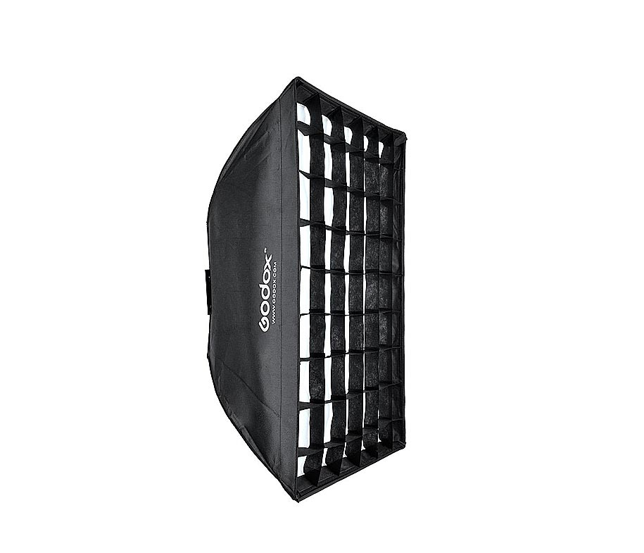 Godox SB-NBM 60x90 Softbox with Grid dan Bowen Mounting