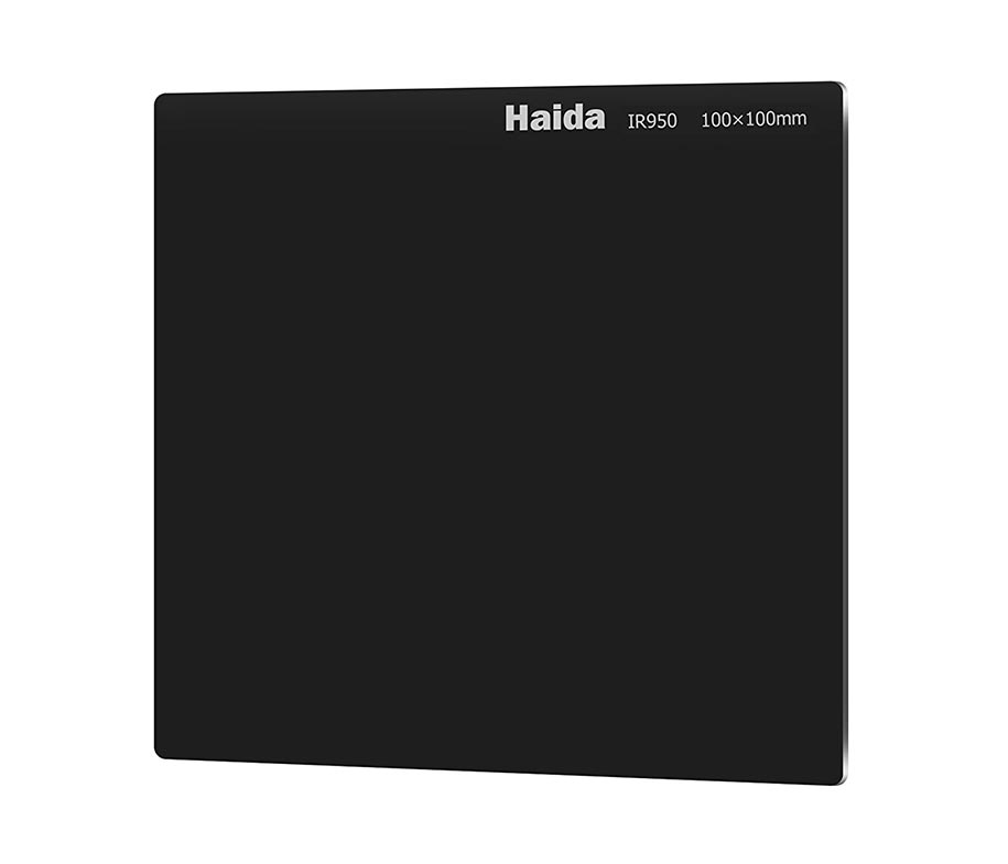 HAIDA 100 Series Infrared (IR) 950 Optical Glass Filter HD2506C