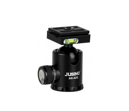 Jusino Ball Head AK-42Q Black