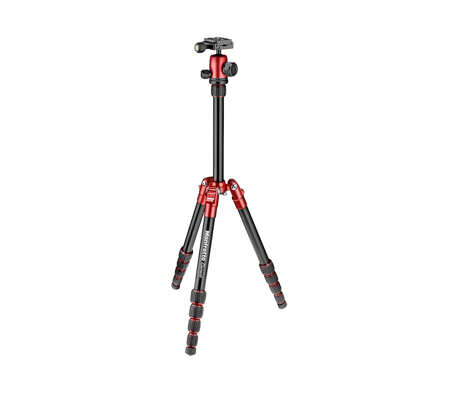 Manfrotto Element Traveler Kit-Small Red