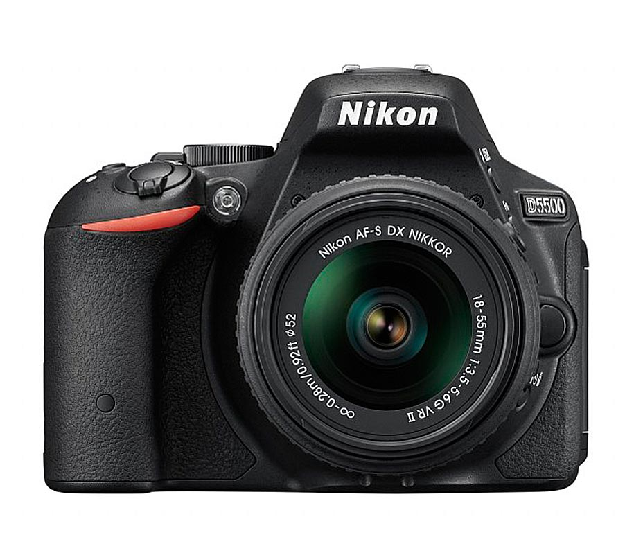 Nikon D5500 18-55mm VR II Kit