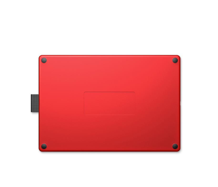One by Wacom Redwood Small CTL-472/K0-CX - Sinar Photo Digital