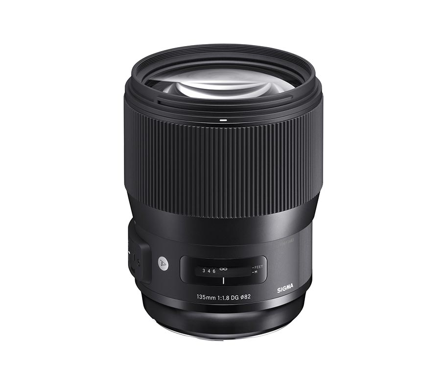 Sigma Lens 135mm F1.8 DG HSM (A) For Canon free Tote Bag