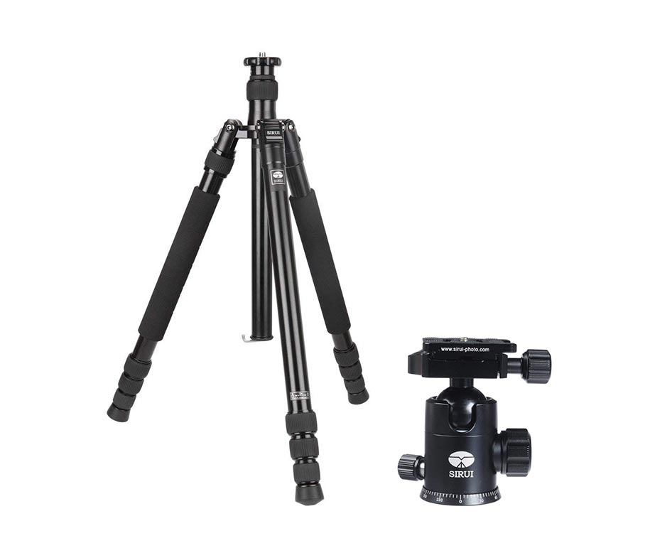SIRUI W-2004 Waterproof Tripod