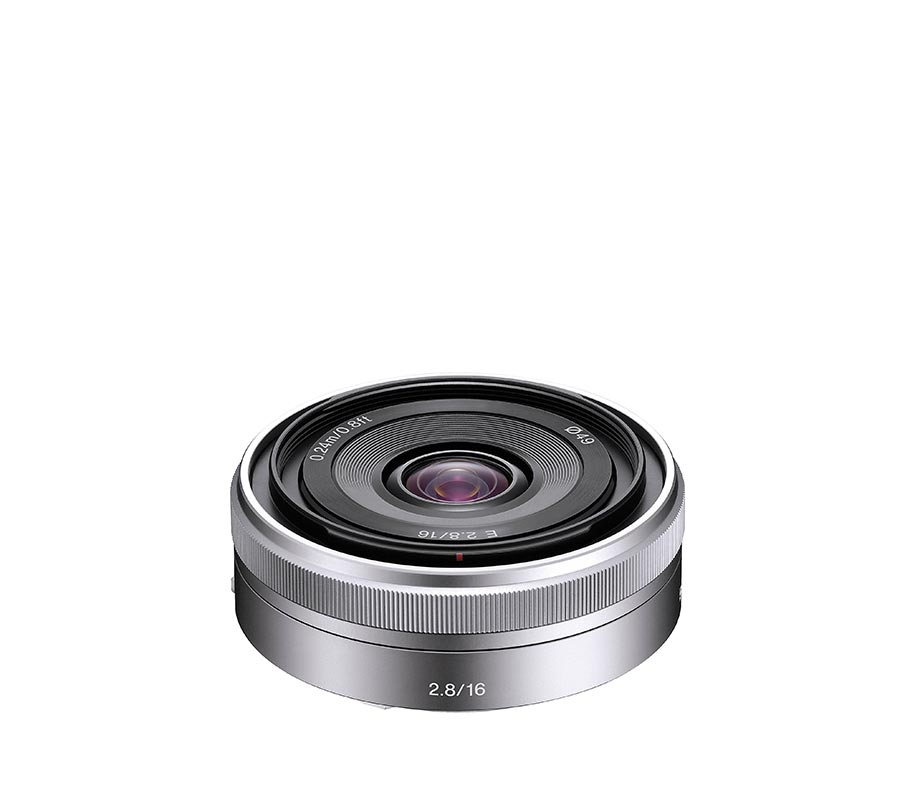 Sony Lens E16mm F2.8 E-mount