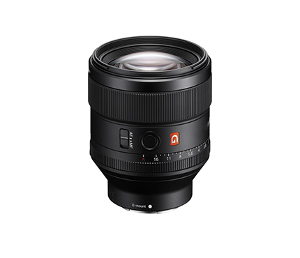 Sony Lens SEL FE 85mm F1.4 GM