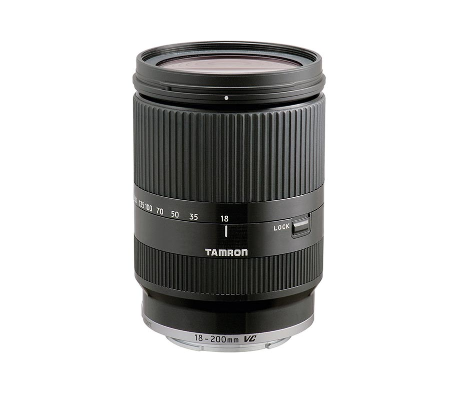 Tamron Lens 18-200mm F/3.5-6.3 Di III VC For Sony E