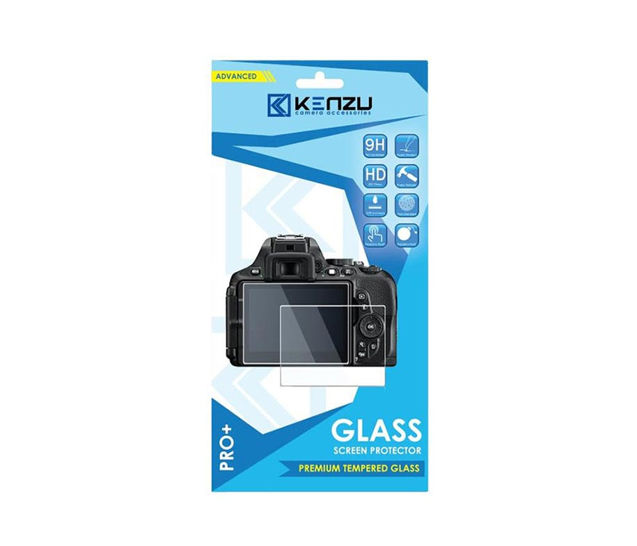 KTempered Glass Screen Protector For Sony Alpha 6400