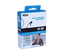 BOYA Microphone BY-M1 Micro Cravate