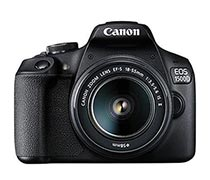 Canon EOS 1500D 18-55 IS II Black