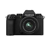FUJIFILM X-S10 Kit 15-45mm