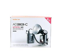 Godox Speedlite Portable Wistro ADK-360II Kit For Canon
