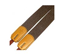 Herringbone Icode Camera Strap Papas Brown