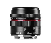 MEIKE Lens 50mm F/1.7 APS-C For Sony