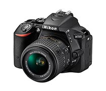 Nikon Digital Camera D5500 18-55mm VR II Kit