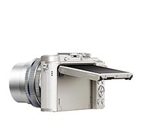 Olympus E-PL9 ED 14-42mm White Silver