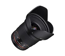 Samyang Lens 20mm F1.8 for Canon