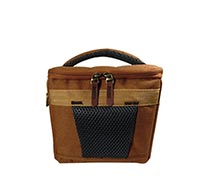 SDV Camera Bag 503C Brown